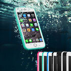 Waterproof Shockproof Ultra Thin Hybrid Rubber TPU Case Cover For iPhone Samsung