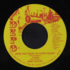 FINESS FEATURING JIMMY PRYOR: Open The Door To Your Heart 45 Soul