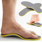 1 Pair Premium Orthotic Shoes Insoles Insert Pain Relieve High Arch Support Pad