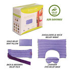 Nature Creation- Ultimate Hot & Cold Therapy Set- Natural Relief & Relaxation