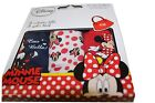 3 pairs girls Minnie Mouse briefs.fantastic quality