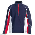 Galvin Green Golf Adler Half Zip Jacket PacL Midnight Blue/Red