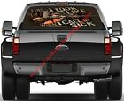 Full Coverage Rear Window Decal Laminated Ford Chevy Dodge Multiple Choices
