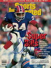 THURMAN THOMAS AUTOGRAPHED BUFFALO BILLS SPORTS ILLUSTRATED JANUARY 20, 1992