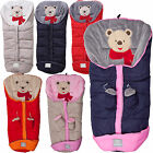 Fußsack Kinderwagenfußsack Winterfußsack Kinderwagen Fleece Winter ab 30,90€