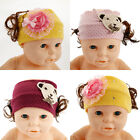 Cute Baby Girl Kid Ribbon Headband Headdress Flower Hair Accessories Multi Color
