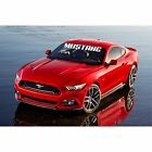 Windshield Decal FORD MUSTANG WINDOW Banner Decal Sticker