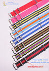 18MM Nylon Watch band  colorful fashion watch strap 86color available 100pcs/lot