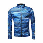 Puma Mens Lightweight Blue Graphic Full Zip Jacket 512645 01 U21