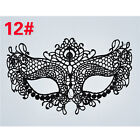 Sexy Women Black Lace Eye Face Mask Masquerade Party Ball Prom Halloween Costume
