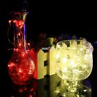 String Fairy Light 50 LED Battery Operated Xmas Lights Romantic Party S0BZ
