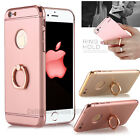 Luxury Ring Kickstand Hard Aluminum Protective Case Cover for iPhone 6S 7 Plus 6
