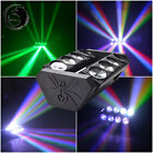 8x10W RGBW LED Spider Moving Head Light Stage Lighting DJ Party DMX US EU UK AU