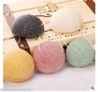 FL Natural Konjac Konnyaku Facial Puff Face Cleanse Washing Sponge Exfoliator