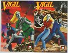 Vigil: Desert Foxes #1-2 VF/NM complete series bad girl vampire comics 1995 set