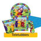 TELETUBBIES Birthday Party Range - Kids Tableware Balloons Decorations Supplies