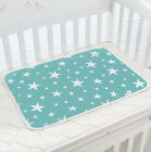 Внешний вид - Newborn Baby Changing Pad Infant Cotton Nappy Cover Toddler Waterproof Urine Mat