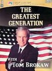 The Greatest Generation with Tom Brokaw (DVD, 2008, Tin) WORLD SHIP AVAIL!