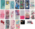 Shockproof Blossom Flip Wallet Leather Case Cover For Samsung Galaxy Note 7