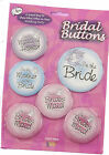 Bridal Party Button Set Batchlorette Party 55832