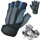 New Men Weight Lifting Gym Fitness Workout Training Exercise Half Gloves Biking