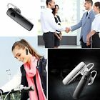 Wireless Bluetooth 4.0 Handsfree HeadSet Stereo Earphone For iPhone LG Samsung