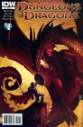 Dungeons and Dragons (2010 IDW) #0A VF