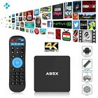 NEXBOX A95X Android 6.0 Amlogic S905X Smart TV Box KODI XBMC 4K Dual WiFi B3S8