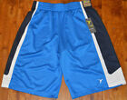 Men's Old Navy Active Blue Elastic Drawstring Waist Athletic Shorts Sz Small