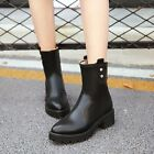 Women's Pointed Toe Rear Zipper Rubber Sole Fashion Casual Ladies Shoes