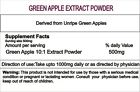 Green Apple 10:1 Extract Powder Pure and High Quality