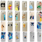 Kids Birthday Present Disney All Characters Clear Cover Case For iPhone 7 8 Plus