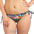 Freya Swimwear Memphis Rio Tie Side Bikini Brief Blue 3647 NEW Select Size
