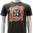 ASIA SIZE S M L XL KISS MUSIC T-shirt Retro Rock And Roll Tour Live Concert Many