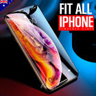 2X Premium Tempered Glass Screen Protector Film for Apple iPhone 8 X 7 7 Plus