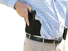 Belly Band Hand Gun Holster - Abdomen Holster - Side Draw Cool Elastic Material