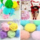 Super Soft Smooth Chunky Double Knitting Wool Yarn Baby Skein Ball Craft DIY LD