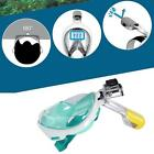 New Swimming Full Face Mask Surface Underwater Diving Snorkel Scuba Anti Fog MT