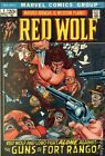 Red Wolf (1972) #1 VG+ 4.5 LOW GRADE