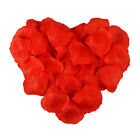 500/1000/2000x Simulation Rose Petals Romantic Wedding Throw Non-woven Confetti