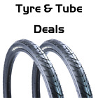 "26"" Tyre MTB Slick Vandorm Wind 195 26"" x 1.95"" Bike Tyres and Inner Tube Deals"