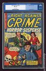 Fight Against Crime (1951) #10 CGC 8.5 (0055619008)
