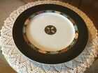 """NIB Pfaltzgraff Art of the Ages Treviso Set of 4 9"""" Accent Plates.Box shows wear"""