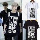 KPOP GOT7 Fly Tshirt JB Junior Airport Fashion T-shirt Unisex Tee Tops