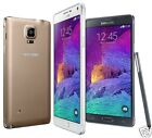 Samsung Galaxy Note 4 32GB AT&T Sprint Verizon US Cellular