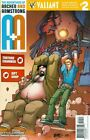 A and A (2016 Valiant) #2F VF