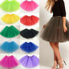 Women's Fancy Dancewear Tutu Pettiskirt Top Level Princess Shirt Skirts Dress