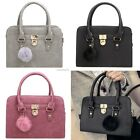 New Women Ladies Handbags Shoulder Bag Tote Purse Leather Messenger Bags B20E
