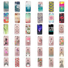 C Silicone Transparent Pattern Soft TPU Back Case Cover For iPhone 6s Plus 5sSE7