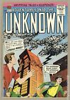 Adventures into the Unknown (1948 ACG) #125 VG- 3.5